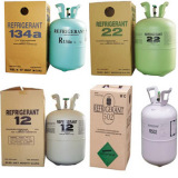Different Refrigerant Gases